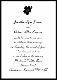 formal wedding invitation invitation message sles lovely how to write a wedding