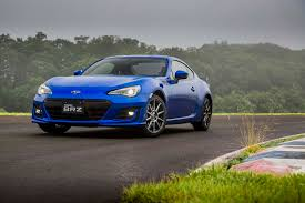 subaru brz custom first drive 2017 subaru brz automobile magazine