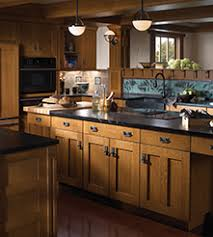 american classics craftsman style cabinets wood mode