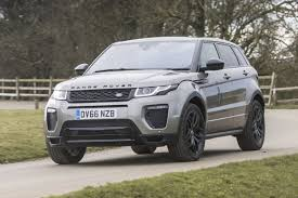 land rover small land rover range rover evoque 2011 l538 car review honest john