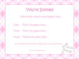free powerpoint invitation templates cloudinvitation com