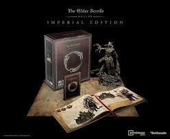 elder scrolls online imperial edition unveiled the elder scrolls