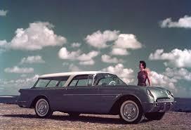 pontiac corvette concept pontiac based nomad recalls 1954 motorama car