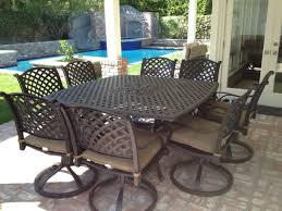 rare aluminum outdoor patio furniture photos design white cast