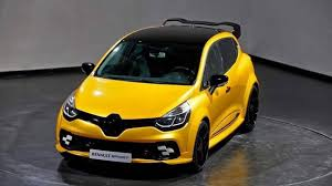 logo renault sport renault shows off clio rs
