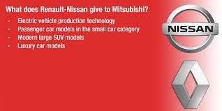 renault nissan logo nissan mitsubishi renault deal changes automotive landscape