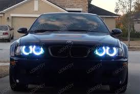 eye bmw headlights rgb 7 color led bmw halo ring for e36 e46 e39 3 5 series