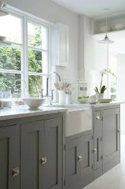 Dark Grey Cabinets Kitchen by 55 Best Verf Je Keuken Paint Your Kitchen Images On Pinterest