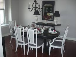 Painted Dining Room Furniture Before And After Bedroom And - Painting a dining room table