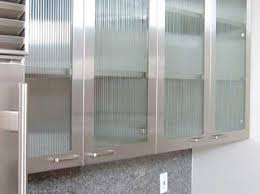 Kitchen Cabinet Glass Door Kitchen Cabinets Doors Glass For Every Kitchen Types Stainless