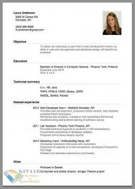 A Great Resume Template Building A Great Resume Nardellidesign Com