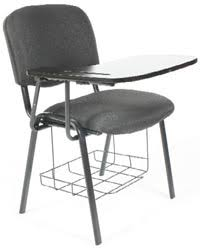 training chairs with tables training room chairs with writing pad from pan furniture