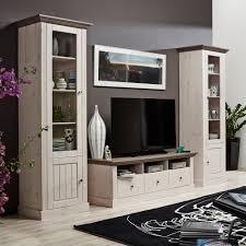 Wohnzimmer Junges Wohnen Wohnzimmer Monaco Tv Schrank White Wash Stone Steens Furniture