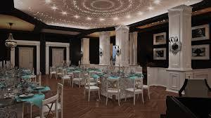 stretch ceiling design av style