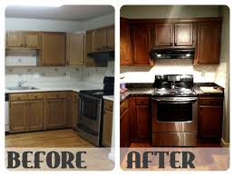 Refinish Kitchen Cabinets Without Stripping Fascinating How To Refinish Kitchen Cabinets Without Stripping Hbe
