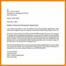 academic appeal letter manager billybullock us