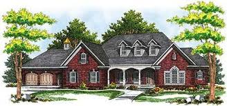 spacious one level home plan 89207ah architectural designs