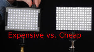 Cheapest Place To Buy Led Light Bulbs by Small Led Light Panel Showdown Youtube