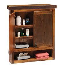 bathroom cabinets barnwood topper open rustic bathroom wall
