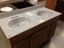 awesome double vanity tops designs decofurnish