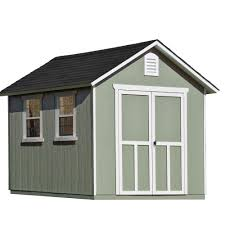 Do It Yourself Floor Plans by Wood Sheds Sheds The Home Depot