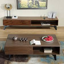 brown coffee table set china chinese tea table furniture solid birch beech oak wood coffee