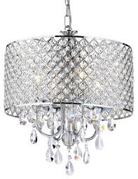 Crystal Chandelier Canada Drum Chandeliers With Crystals U2013 Eimat Co