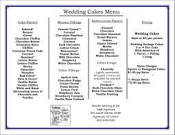 wedding cake fillings most popular wedding cake fillings melitafiore