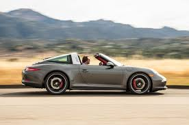 new porsche 911 targa then vs now 1967 porsche 911s targa vs 2016 porsche 911 targa 4s