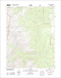 Colorado 14er Map by Image Of The 2013 Mount Massive Colorado 7 5 Minute Series