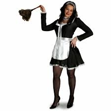 Xl Womens Halloween Costumes Lava Diva Chambermaid Women U0027s Size Halloween Costume