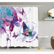 butterfly blessings bathroom accessories