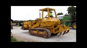 1985 komatsu d57s track loader for sale sold at auction july 25