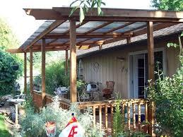 Homemade Retractable Awning Triyae Com U003d Diy Backyard Awning Various Design Inspiration For