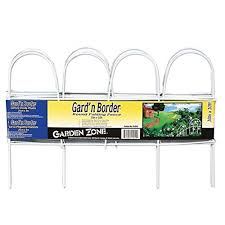 Usa Garden Zones - best folding fence out of top 20