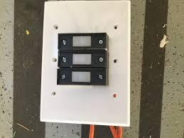 Garage Door Openers Review by Garage Garage Door Opener Wall Switch Home Garage Ideas