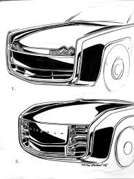 futuristic cars drawings how the cars of logan grappled with the very real future