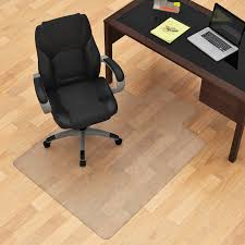 Beveled Edge Laminate Flooring Floortex Cleartex Polycarbonate Ultimat Chair Mat Hayneedle