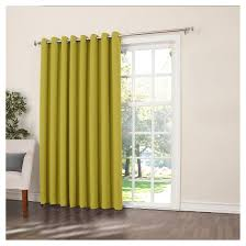 Extra Wide Drapes Seymour Extra Wide Room Darkening Curtain Panel 100