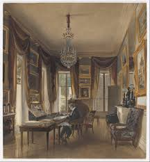 file james roberts the study of king louis philippe at neuilly