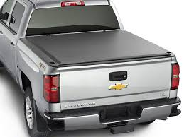 Truck Bed Covers Weathertech Silverado Roll Up Truck Bed Cover Black S101342 14