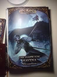 tde vampire of havena ulisses north america