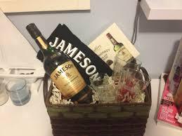 whiskey gift basket whiskey basket s day gift for him