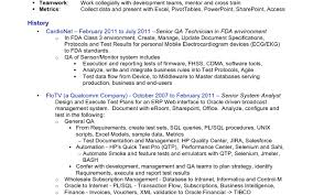 Best Resume For Quality Assurance by Qa Resume 8 Best Resume Format Ideas On Pinterest Resolution Qa
