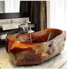 wooden bathtub wood bathtub best way to make this woodworking