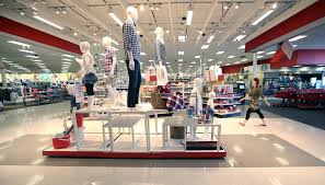 target tests new displays service out of department store