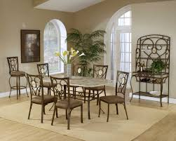 baker dining room chairs hillsdale brookside fossil stone bakers rack 4815 850
