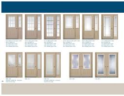 Exterior Door Window Inserts Jeld Wen Exterior Doors Peytonmeyer Net