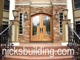 Front Doors Sale by Arched Top Exterior Doors Round Top Front Doors Radius Top Entry