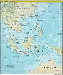 Southeastern Asia Map by Southeast Asia By Joseph Defrank On Prezi